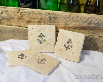 Anchors Away Coasters