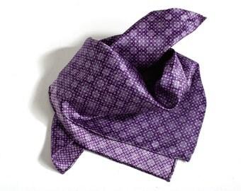 Pure Silk Scarf (50x50 cm)
