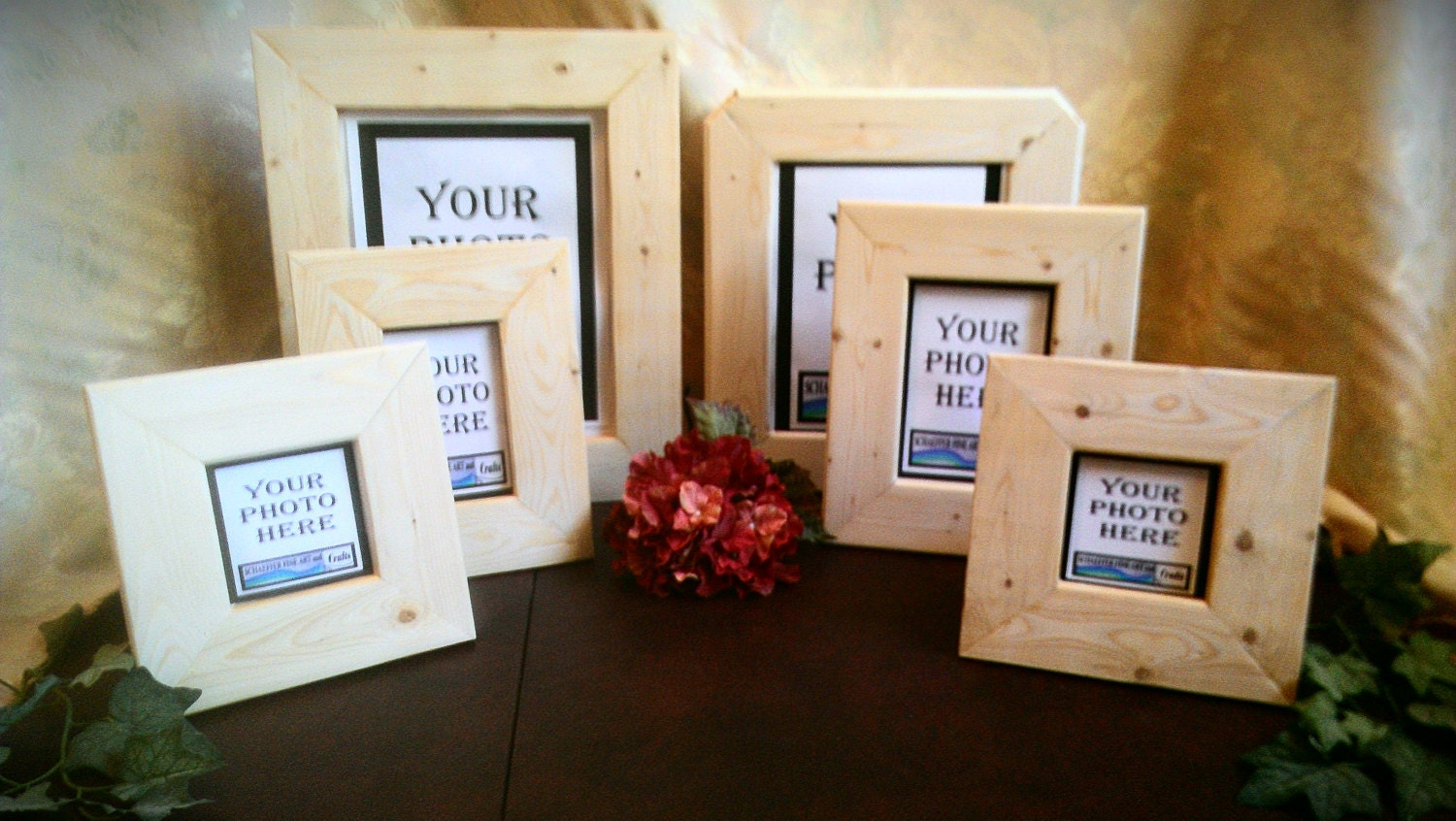 8x10 Frames, Wood for Projects, Wood for Frames, Blank Wood Crafts ...
