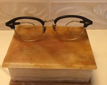The Blakely   Vintage horn rimmed glasses  ReFabulous ReFabulousReVamped