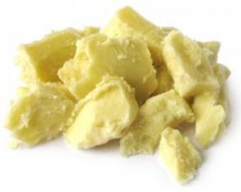 Pure unrefined Shea Butter 25KG