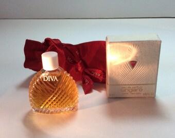 """Perfume mini """"Diva"""" by Ungaro,4ml. Esau de parfum, made in France"""