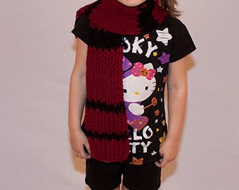 Little Kids Hat and Scarf