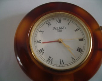 Clock Watch JACCARD PARIS