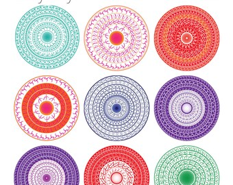 Customized Baybayin Name Mandala without print