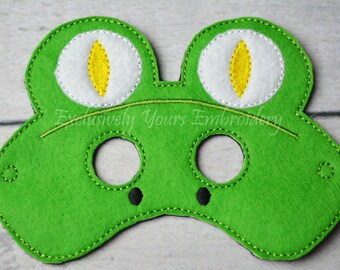 Snake Children's Mask  - Costume - Theater - Dress Up - Halloween - Face Mask - Pretend Play - Party Favor