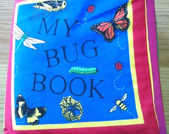 Cloth Book – My Bug Book -  Item BK150013
