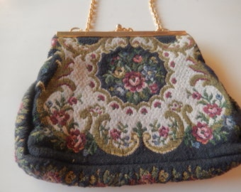 ITALY TAPESTRY PURSE