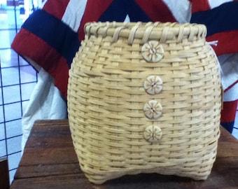 Small Snake Charmer  Basket