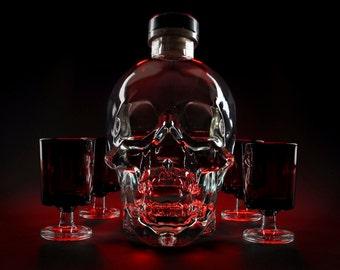 Crystal Skull Vodka, Dan Aykroyd