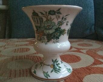 Crown Staffordshire Kowloon Fine Bone China Vase