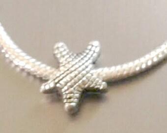 Sea Star European Charm for all European Charm Bracelets