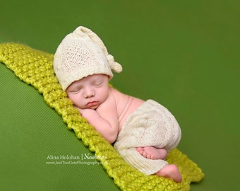 Newborn pants photo props