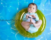 NEW Wrinkle Free, GLARE Free FABRIC,Pool Water, Photography Backdrop