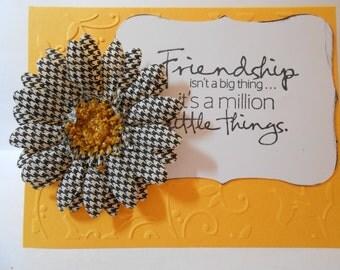Frienship Greeting Card