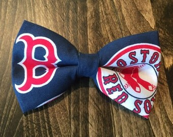 Red Sox Bow Tie