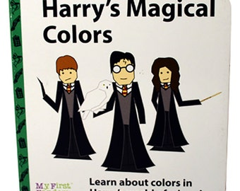 Harry's Magical Colors