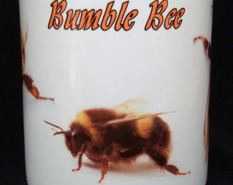 Bumble Bee Ceramic Mugs
