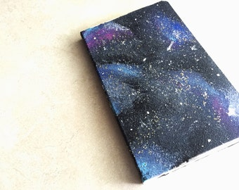 Galaxy Journal - Repurposed Notebook