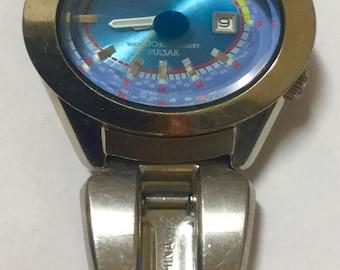 Pulsar Spoon Vintage Male Watch