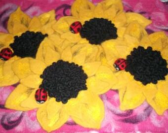 Napkins Sunflower