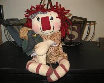 Raggedy Ann - Raggedy Ann Doll