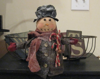 Snowman Decoration - Snowman - Winter Decoration - Christmas Decoration