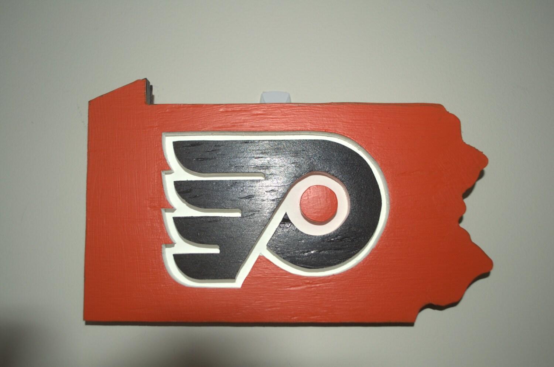 Philadelphia Flyers Bedroom Philadelphia Flyers Etsy