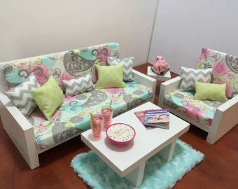 American Girl Doll Furniture 18 Doll Furniture By 4peascreations