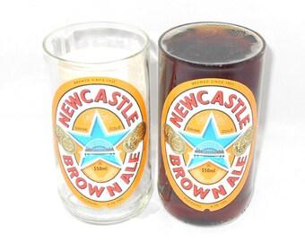 Newcastle Brown Glasses