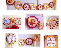 Daniel Tiger Party Package