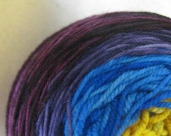 Hand Dyed Malabrigo Sock Yarn