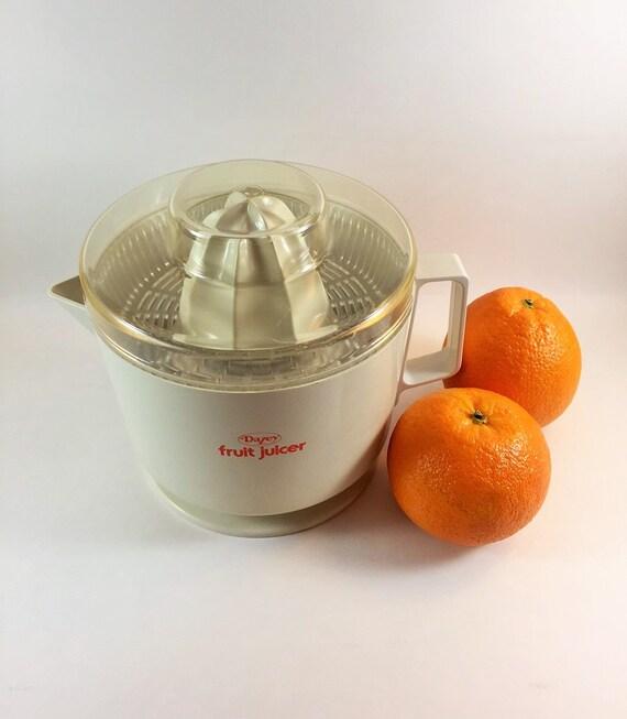 Dazey Fruit Juicer ~ Vintage electric dazey fruit juicer reamer model fj