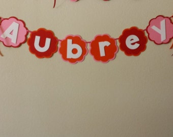 Elmo Name Banner