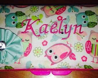 custom baby wipe cases