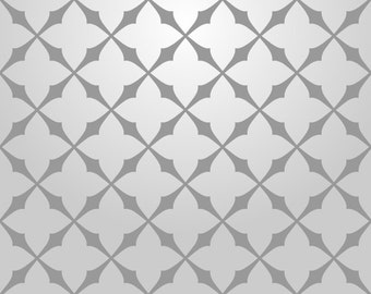 Pochoirs g om triques etsy for Pochoir geometrique