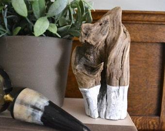 Driftwood display piece
