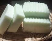 Eucalyptus & Lemongrass Soap - Handmade - Shea Butter - Bar Soap - Gifts - Bath/Shower  Rich Lather - Softens Skin - Aromatherapy - Relaxing