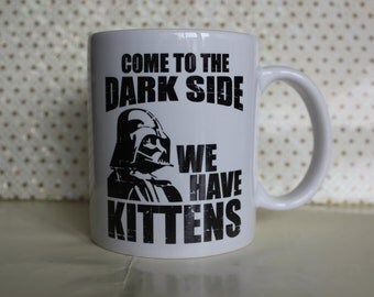 STAR WARS darth vader Inspired tea/coffe Cup Mug