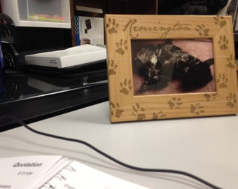 Personalized Photo Frame for Pets