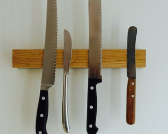 manobosco portalame magnetico, magnetic knife holder, magnetic knife rack, some couteau