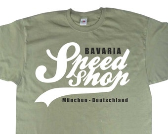 Audi shirt etsy for Garage bmw bayern marignane