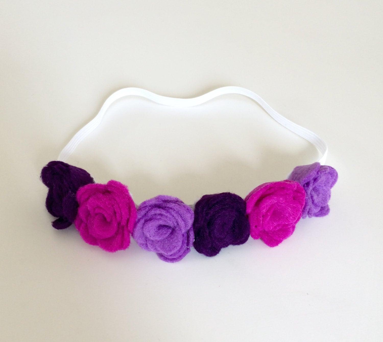 Flower Crown Purple: Chandeliers & Pendant Lights