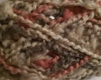 Reynolds Barcelona, Made in France; knitting, weaving, variegated, soft