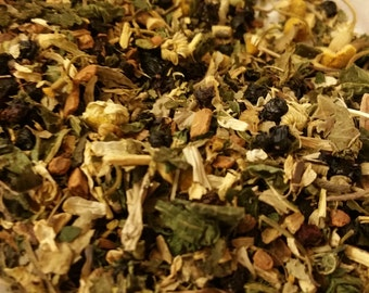 Allergy relief ~ Allergy tea
