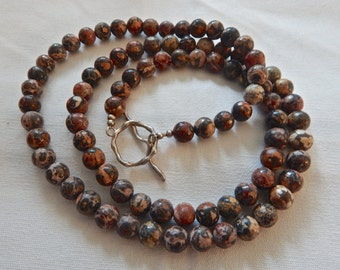 Long Earthy Necklace