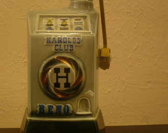 "Jim Beam ""Reno"" Decanter"