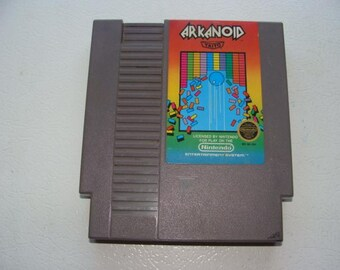 ARKANOID --- NES Nintendo 1987