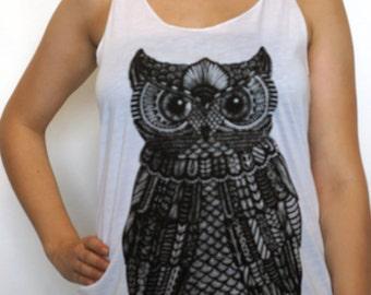 Tattooed Owl (TT-40)