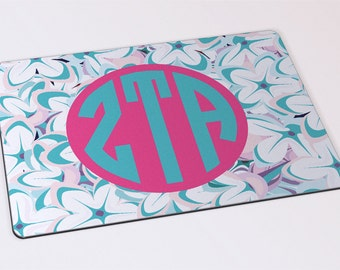 ZTA // Zeta Tau Alpha // Sorority Mousepad